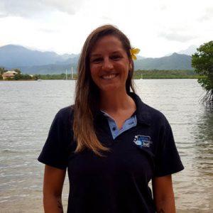 Menjangan Diving Manager - Jenny