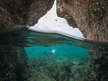 menjangan bat cave