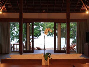 beach room villas